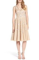 Adrianna Papell Women's Embellished Dress
