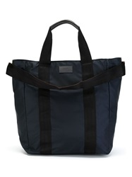Paul Smith Open Top Tote Blue