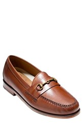 Cole Haan Men's 'Pinch Grand' Bit Loafer Papaya Leather