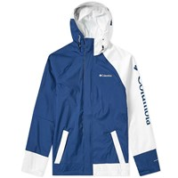 Columbia Windell Park Hooded Jacket Blue