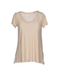 Devotion T Shirts Beige