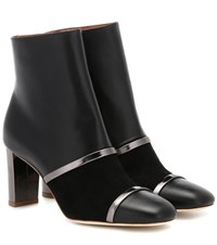 Malone Souliers Dakota Leather Ankle Boots Black
