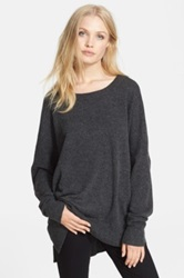 L'agence Oversize Sweater Gray