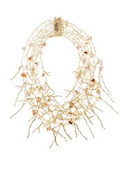 Rosantica By Michela Panero Sardegna Seashell Charm Necklace