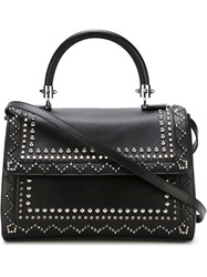 Philipp Plein 'Native' Crossbody Bag Black
