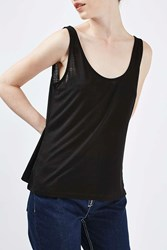 Boutique Skinny Vest By Balck