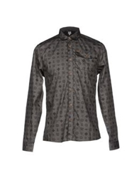 Firetrap Shirts Grey