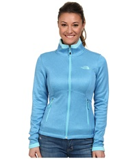 The North Face Agave Jacket Clear Lake Blue Heather Women's Coat