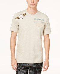 American Rag Men's Patch Pocket T Shirt Created For Macy's Fossil