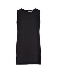 Trou Aux Biches Short Dresses Black
