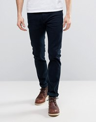 Paul Smith Ps By Slim Fit Jeans Blue Black Overdye Blue Black Overdye