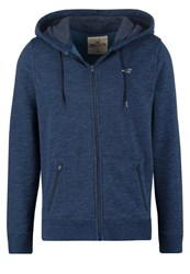 Hollister Co. Tracksuit Top Navy Dark Blue
