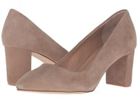 Tahari Tallie Cabin Taupe Suede Women's Shoes