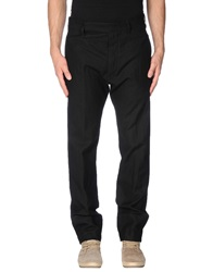 Ann Demeulemeester Casual Pants Steel Grey