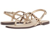 Lilly Pulitzer Jackie Sandal Natural Sandals Beige