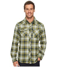 Outdoor Research Feedback Flannel Shirttm Night Hops Long Sleeve Button Up Multi