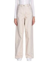 Dries Van Noten Jeans Beige
