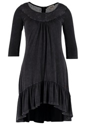 Khujo Delfi Jersey Dress Black