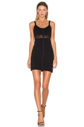 Nbd X Naven Twins Bottle Service Bandage Dress Black