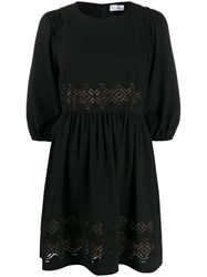 Red Valentino Cut Out Detail Dress 60