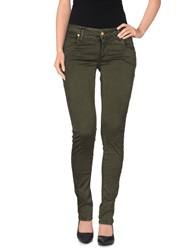 Shaft Casual Pants Military Green
