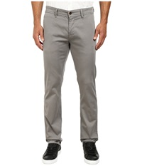 Boss Orange Schino Slim1 D Slim Fit Chino Trousers Medium Grey Men's Casual Pants Gray