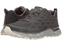 The North Face Endurus Tr Dark Shadow Grey High Rise Grey Women's Shoes Brown