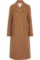 3.1 Phillip Lim Wool Blend Coat Camel