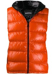 Duvetica Dhube Padded Jacket Red