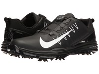 Nike Lunar Command 2 Boa Black White Black Men's Golf Shoes