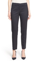 Women's Boss 'Tiluna' Wool Ankle Suit Pants