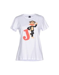Paul Frank T Shirts Light Grey