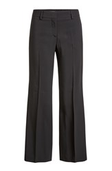 Emilio Pucci Wide Leg Pants Black