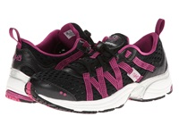 Ryka Hydro Sport Black Berry Chrome Silver '14 Women's Cross Training Shoes