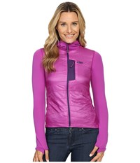 Outdoor Research Deviator Hoody Ultraviolet Women's Sweatshirt Pink