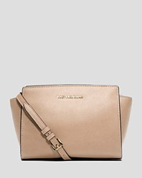 Michael Michael Kors Crossbody Selma Medium Messenger Dark Khaki