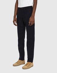 A Kind Of Guise Kaschgai Wool Trousers Dark Navy