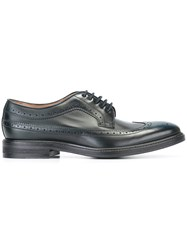 Paul Smith Classic Derby Shoes Blue