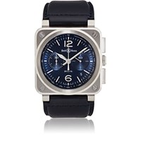 Bell And Ross Br 03 94 Watch Blue