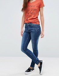 Blend She Casual Joelle Jeans Dark Blue Denim