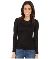 Ariat Mojave Baselayer Black Women's Long Sleeve Pullover