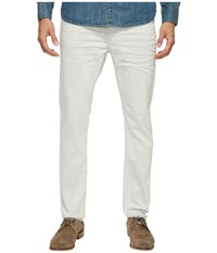 Kenneth Cole Skinny Jeans In White White Men's Jeans