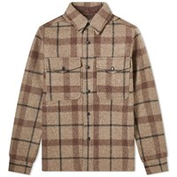 Filson Mackinaw Jac Shirt Brown