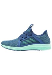 Adidas Performance Edge Lux Neutral Running Shoes Mystery Blue Easy Green Silver Metallic