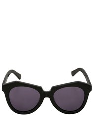 Karen Walker Number One Geometric Acetate Sunglasses