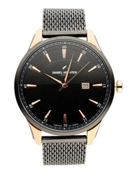 Daniel Hechter Timepieces Wrist Watches Men Black