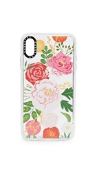 Casetify Jungle Adeline Florals Iphone Xs Max Case Multi