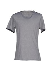 Individual Topwear T Shirts Men Black
