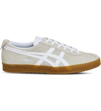 Onitsuka Tiger By Asics Mexico 66 Delegation Suede Trainers Off White Gum