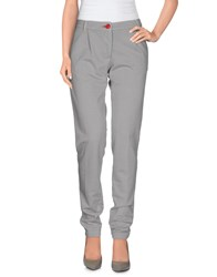 Liu Jo Trousers Casual Trousers Women Light Grey